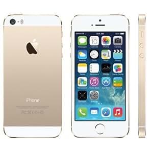 Apple iPhone 5S Oro 16GB Smartphone Libre (Reacondicionado)