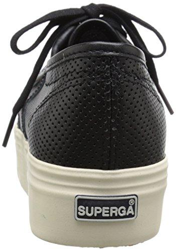 Superga Womens 2790 Perfleaw Fashion Sneaker Black TEreISfAco