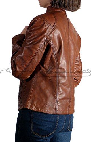 Blouson Femme Marron Fernández Femme Blouson Emilio Emilio Fernández Marron Femme Blouson Emilio Marron Fernández IZ4qwxn8