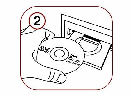 Blu Ray Lens Cleaner Amazon Co Uk Electronics