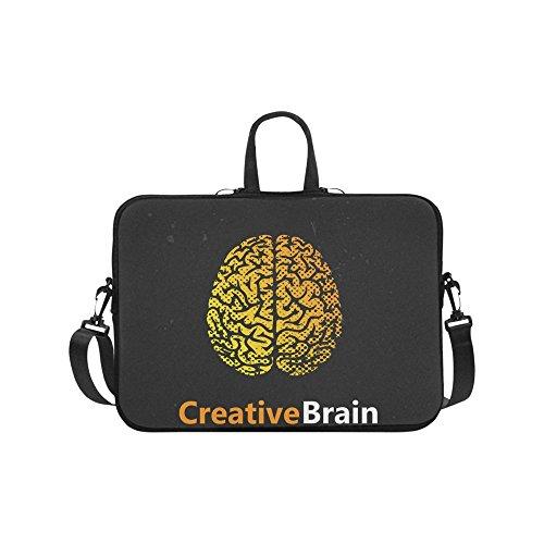 Laptop Computer Sleeves 15 15.2 Inch Creative Brain Neoprene