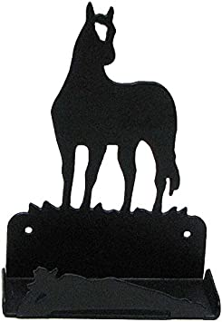 Acollador de Tarjeta–Occidental del Caballo por MJ Outlet