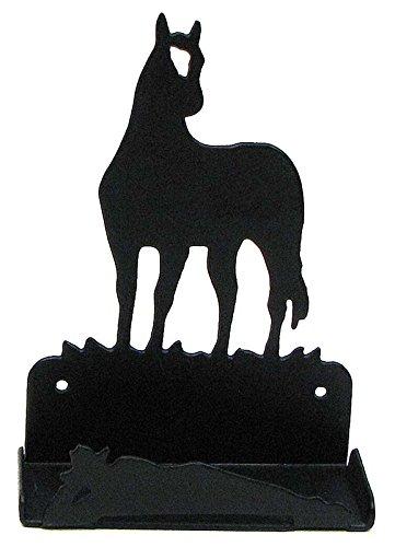 Business Card Holder - Horse