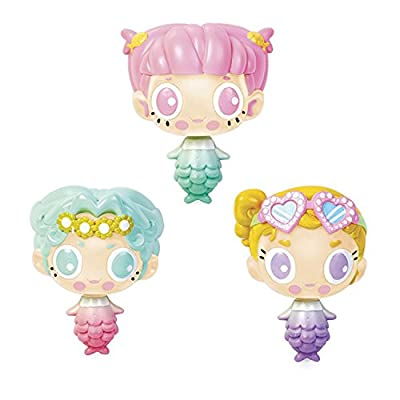 Bling Buddiez Floating Water Toys For Bath Tubs And Pools – 3 Mermaid Pool And Bath Toys For Toddlers & Kids With Reusable Carrying Case - My Girlfriendz by Bling2o that we recomend personally.