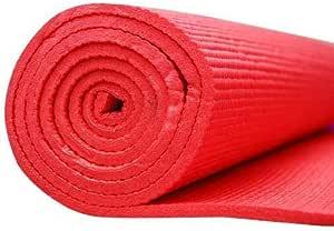سجادة مقاوم للانزلاق وقابلة للف لتمارين اليوجا واللياقة البدنية من ماكس سترينث مع شنطة للحمل
