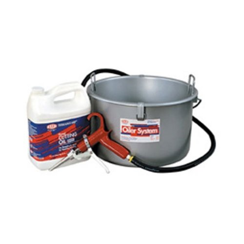 Reed OLBUCKT1 Oiler Bucket with Gun & 1 gal Oil by REED