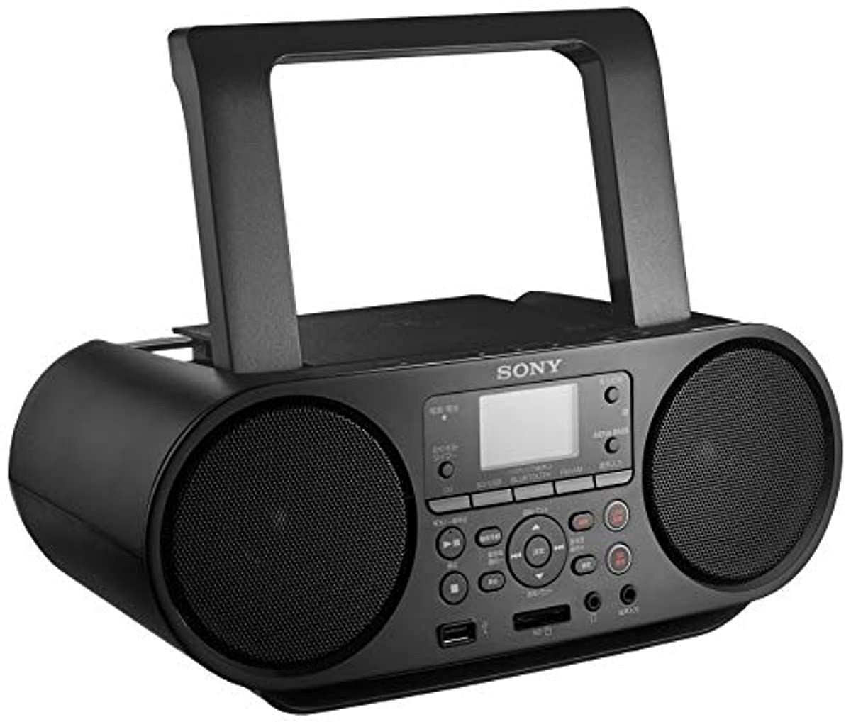 [해외] 소니 CD 라디오 블루투스 ZS-RS81BT