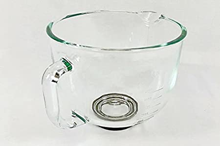 Kenwood cuenco recipiente bañera de cristal planetaria kMix kmx750 kmx754 kmx760: Amazon.es: Hogar