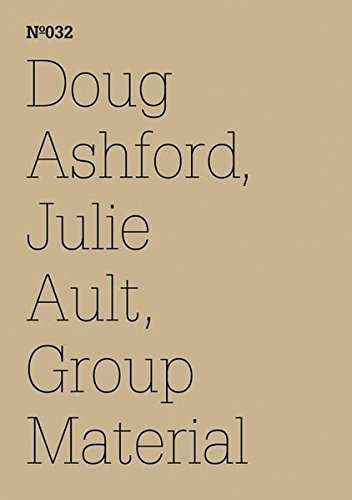 Doug Ashford, Julie Ault, Group Material: AIDS Timeline: 100 Notes, 100 Thoughts: Documenta Series 032 (100 Notes - 100 Thoughts / 100 Notizen - 100 Gedanken)