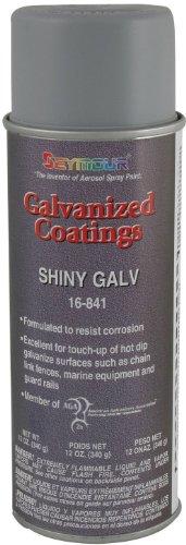 Seymour 16-841 Galvanized Coatings Spray Paint, ()