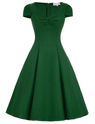 Belle-Poque-Women-Vintage-Cocktail-Swing-Dresses