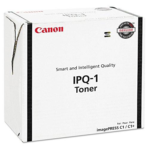 Imagepress C1 Black Toner (CANON BR IMAGEPRESS C1, 1-C1 SD BLACK TONER CNM0397B003AA)