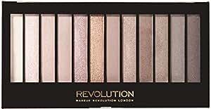 Makeup Revolution Redemption Eyeshadow Palette, Iconic 3