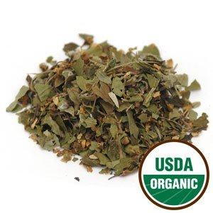 Organic Hawthorn Leaf & Flower C/S - 4 oz (SWB209350-34)