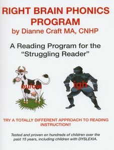 Right Brain Phonics Reading Book