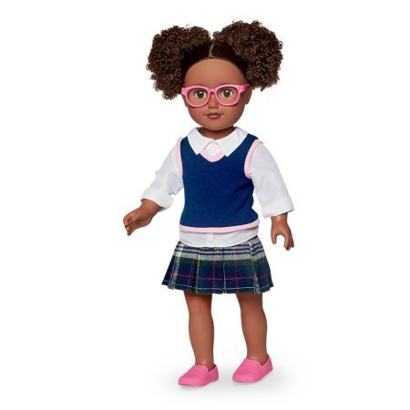 Search : My Life As 18-inch Schoolgirl Doll, African American
