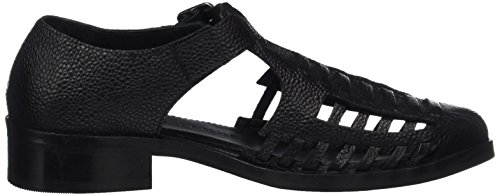 SELECTED FEMME Sfaia Braided Shoe, Mocasines para Mujer Negro (Black)