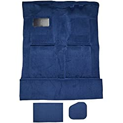 ACC Replacement Carpet Kit for 1989 to 1995 Toyota Extended Cab Pickup Truck, (89-Early 95) (8078-Dark Grey Plush Cut Pile)