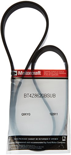 Motorcraft JK4-377-BA Serpentine Belt
