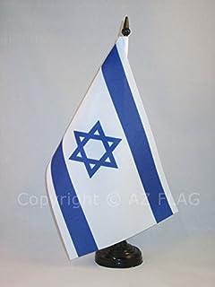 flaggen Schottische TISCHFAHNE 14 x 21 cm AZ FLAG TISCHFLAGGE SCHOTTLAND K/ÖNIGLICH 21x14cm