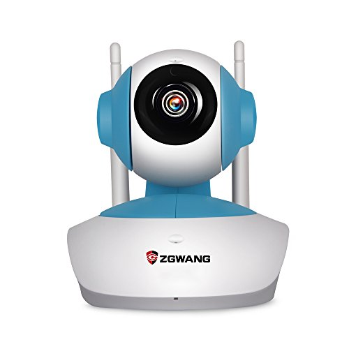 Zgwang HD WiFi IP/Network Security Camera, Baby Monitor