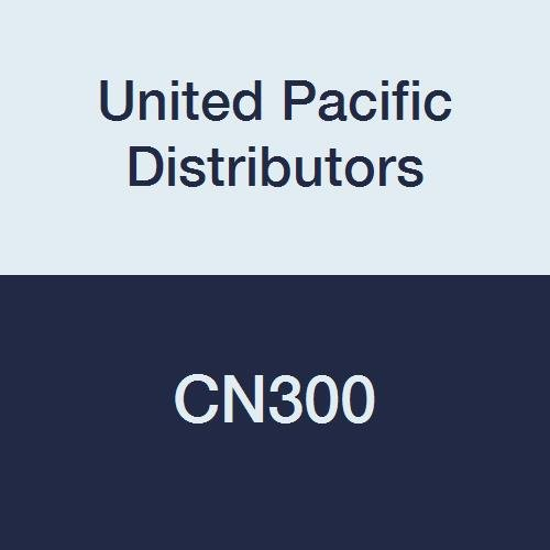 Size 3 NTP End Size 3 039-CN300 United Pacific Distributors CN300 Combination Nipple Unplated Steel