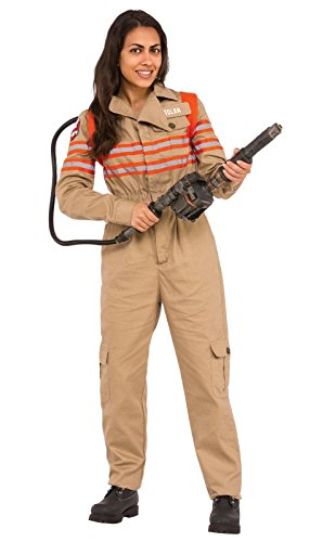 [Rubie's Women's Ghostbusters Movie Grand Heritage Costume, Multi, Large] (Ghostbusters Womens Costume)