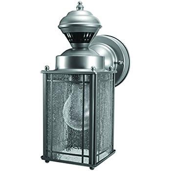 Progress Lighting P5607 09 Wall Lantern With Clear Glass