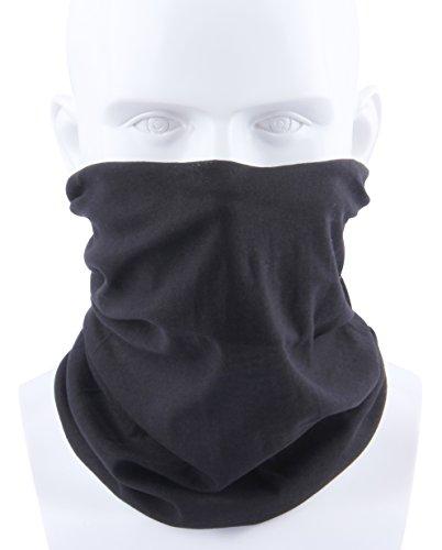 Delicol Durable Magic Sport Headband,bandana,headwear,multi Colors for Choices, From $1.99 (black) (Multi Magic Scarf)