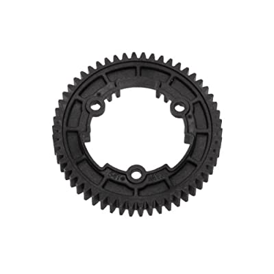 Traxxas 6449 54-T Spur Gear, 1.0 Metric Pitch: Toys & Games