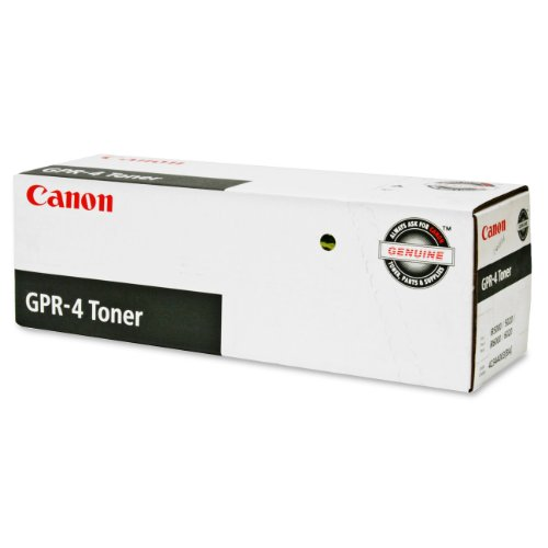 Canon 4234A003AA GPR-4 Toner Imagerunner 5000 And 6000 Copiers
