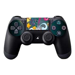 """Motivos Disagu Design Skin para Sony PS4 Controller: """"Bunte Fantasie"""""""