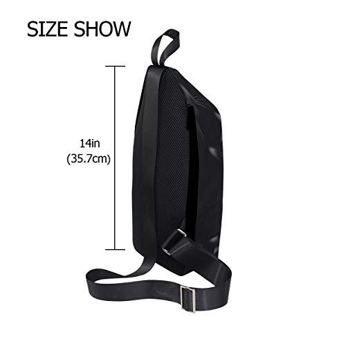 Black Sling Cat amp; Bag Bennigiry Bags Men For Backpack Crossbody Chest One Women Shoulder qEwBWBfdgn