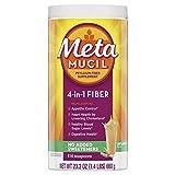 Metamucil Fiber Supplement, Original Smooth