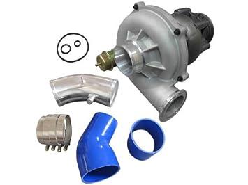 cxracing GTP38 Cargador de Turbo para Ford Super Duty 7,3 POWERSTROKE Diesel juntas tóricas