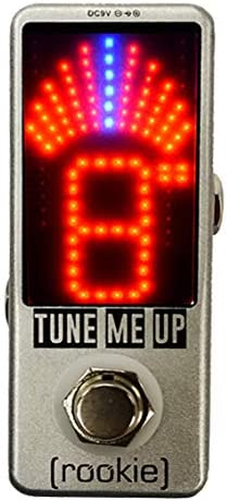 Rookie] TUNE ME UP - Pedal digital
