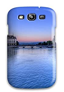 Snap-on Case Designed For Galaxy S3- Hdr