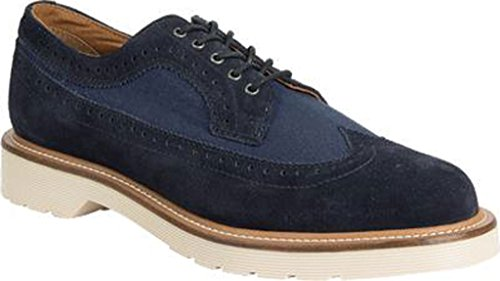 3989 Eyelet Mens Shoes Martens 5 Blue Dr Leather qW8pFETxyw