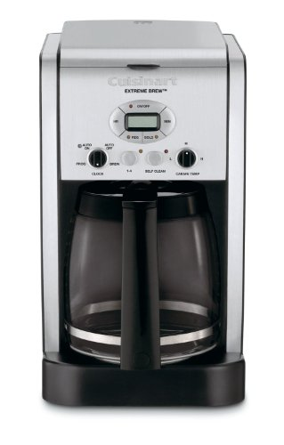 Cuisinart DCC-2650 Brew Central 12-Cup Programmable Coffeemaker (Certified Refurbished)