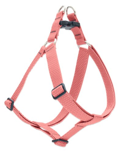 """LupinePet Eco 1"""" Coral 24-38"""" Step In Harness for Large Dogs"""