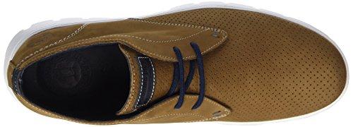 Panama Jack Dimitri - botas de media caña Chukka con forro cálido Hombre Marrón (Taupe)