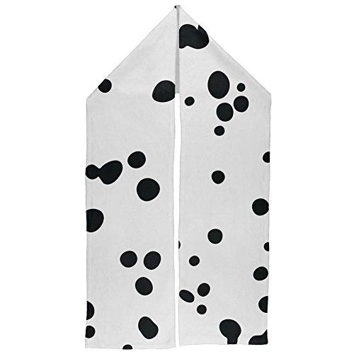 Dalmatian Spots Warm Fleece...
