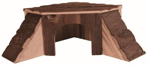 Trixie 6128 Natural Living Thordis Small Animal House 35 × 15 × 37 / 37cm by Trixie (Image #1)