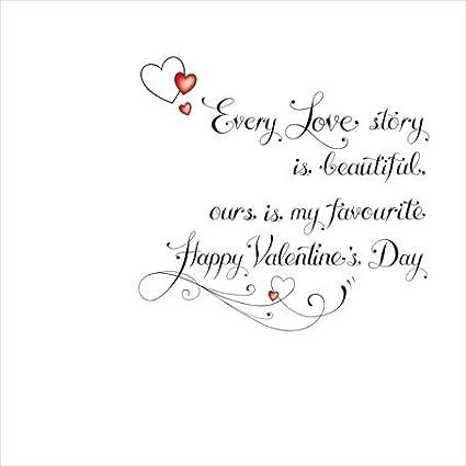 Día de San Valentín tarjeta - tatuaje estilo - cada historia ...