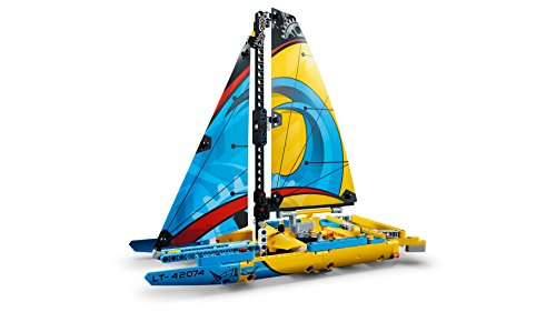 LEGO- Technic Yacht da Gara, Multicolore, 42074 5 spesavip