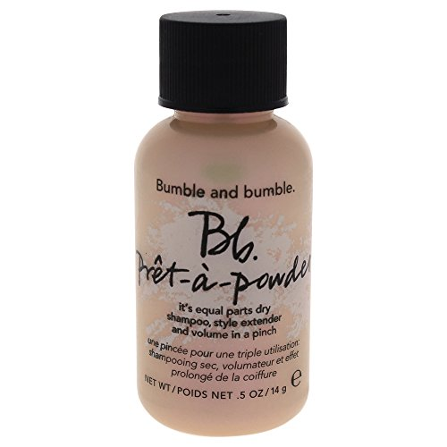 Bumble and Bumble Pret A Powder Shampoo for Unisex Shampoo, 0.5 Ounce