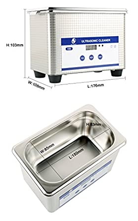 800ml Professional Ultrasonic Cleaner For Medical And Dental Clinics