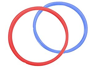 Silicone Sealing Ring 8 Quart Sweet and Savory Edition for IP DUO-80 - 2 Pack