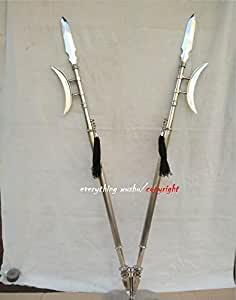 Handmade Two Handed Halberd Swords Master Collection