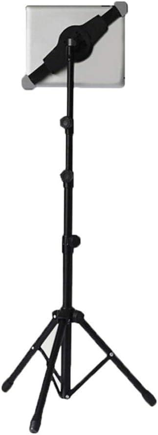 Uonlytech Phones Tripods Portable and Adjustable Stand Holder for Phone Camera Traveling Laser Measure Laser Level Black